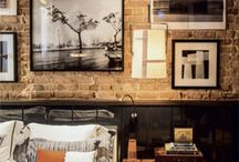 Brick walls / Beautiful exposed brick walls!