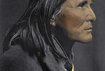 native americans / by Sally Gentry