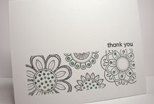 Doodles - occasions / messages