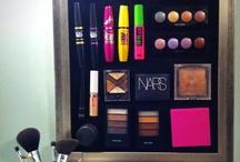 Makeup/Jewelry Storage / by Sarah Smallwood