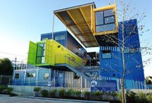 Shipping Container Homes / Creative Ways To Use your Shipping Containers