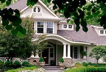 Beautiful houses / Snygga/coola hus