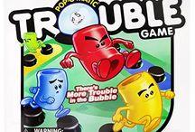 board games - t