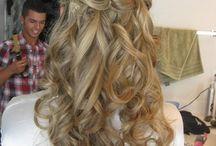 Wedding hair / by Natalie Katherine