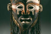 Afrika Masken