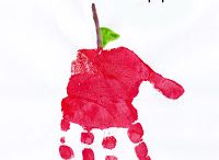 ABC hand print projects
