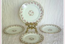 China and tea sets / Beautiful antiques and one of a kind items.