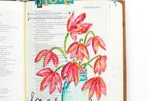 Bible Journaling - Jeremiah