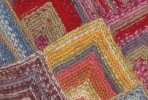 Knit Afghans/Throws
