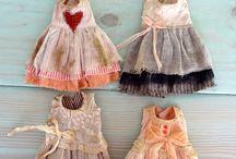ropita para muñecas y zully