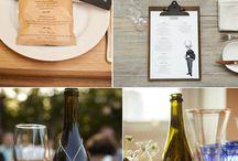 Te damos ideas para tu boda... / En este tablero te proponemos ideas para tu boda..contacta con tu Wedding Planner personal para que tu boda sea como siempre quisiste