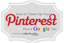 Pinterest tips and must knows'