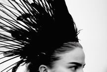 Fabulous headgear / Cool, beautiful, edgy, sexy things to wear on your head