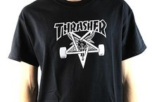 Tee shirt Thrasher