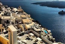 Places to visit / Santorini is a dream destination for millions of people around the world . Apart from the unique natural beauty of the island and the unique view of caldera there are many attractions and meet all visitors' interests .