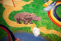 children's room projects / This heading is devoted to HH Carpet projects in the children's room