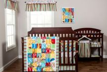 boys baby bedding / by Linda Conzelman