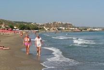 Kreta / Kreta er Grækenlands største og mest populære ferieø.
