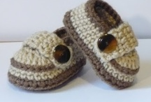 Crochet Baby / Ideas for things to crochet for bubs