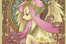 My Little Pony / I pin MLP stuff here. A lot of it is from Friendship is Magic, but not all.