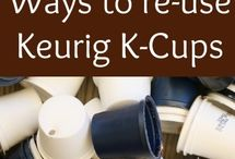 Re- Use  K Cups