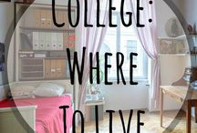 College / The best tips and tricks to have fun at college without letting your grades slip.