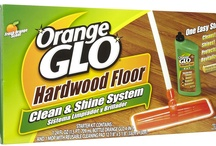 Floor Care / Different ways to care for your wood floors