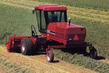 Tracteur CASE I-H