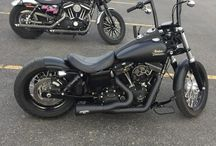 Harley Davidson.