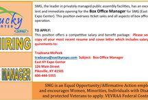 Job Postings / East Kentucky Expo Center Job Openings