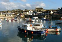 Porthleven Harbour / Porthleven harbour, the focal point of our village