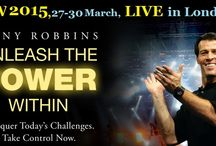 Tony Robbins – Unleash The Power Within – UPW 2015 – Official Romania Tickets