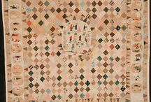 1800's quilts