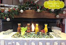 Fantastic Party Ideas! / Tips on how to host an amazing party in your home!