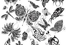 Kreslení - doodle/zentangle