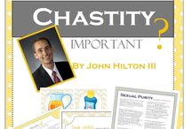 Chastity, Morality, Abstinence until Marriage