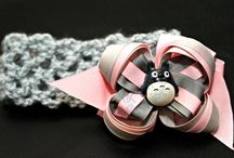 Hair Bows / by Paxton's Promise Heirloom Quality Crochet