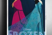 Movie Poster - Frozen