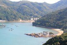 Hong Kong(Lama Island)