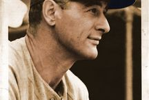 New York Yankees/ other baseball icons / by Connie Denahy Bowers