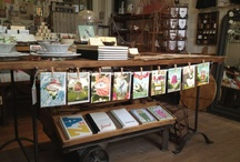 shops and cafes / by sam at petite violette
