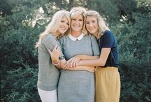 Mother daughters photo.