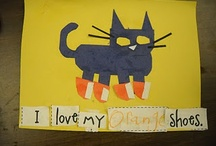 pre Pete the Cat / by Jennifer Nowak