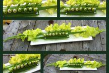 compos fleurs