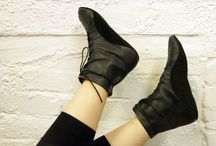 Tightrope Boots & Shoes / Custom and  Ready Made Leather & Vegan Tightrope Boots & Shoes
