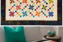 Lemoyne Star Quilts