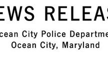 Ocean City Police Dept News / The Ocean City Maryland Police Department News board is here to share news, tips and anything else that will help you have a safe, fun and exciting stay in Ocean City! #OCPD #ocmd