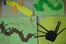 Inspiratie › Kinderkunst › RAIMKE ッ / Een overzicht van 'kunst' gemaakt door kinderen, die als inspiratie kan dienen voor gave projecten.