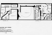 Recording Studio Floor Plans / Ideas & examples