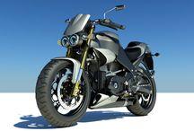 Motos / Exemplos de motos que gosto